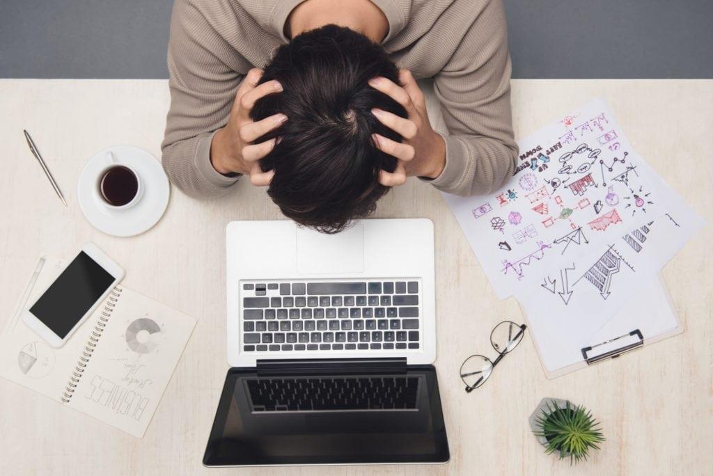 Ursachen von Stress